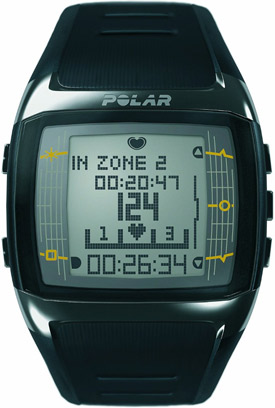 FT60 Heart Rate Monitor Watch for Men