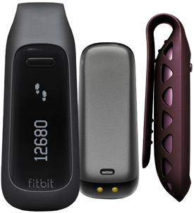 Fitbit One Wireless Activity and Sleep Tracker