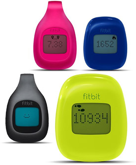 Fitbit Zip Activity Tracker Review – Clip On  Get Fit