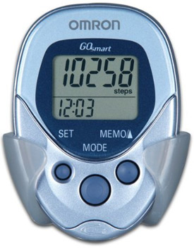 Omron Digital Pocket Pedometer