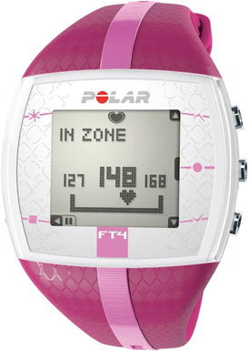 Polar Heart Rate Monitor with chest strap