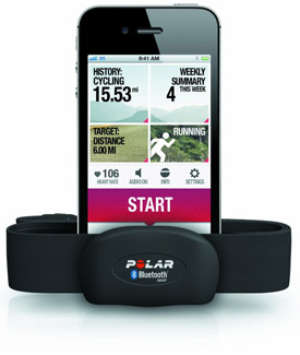 Polar H7 Smart Heart Rate Monitor