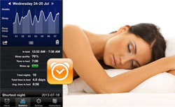 tracking sleep